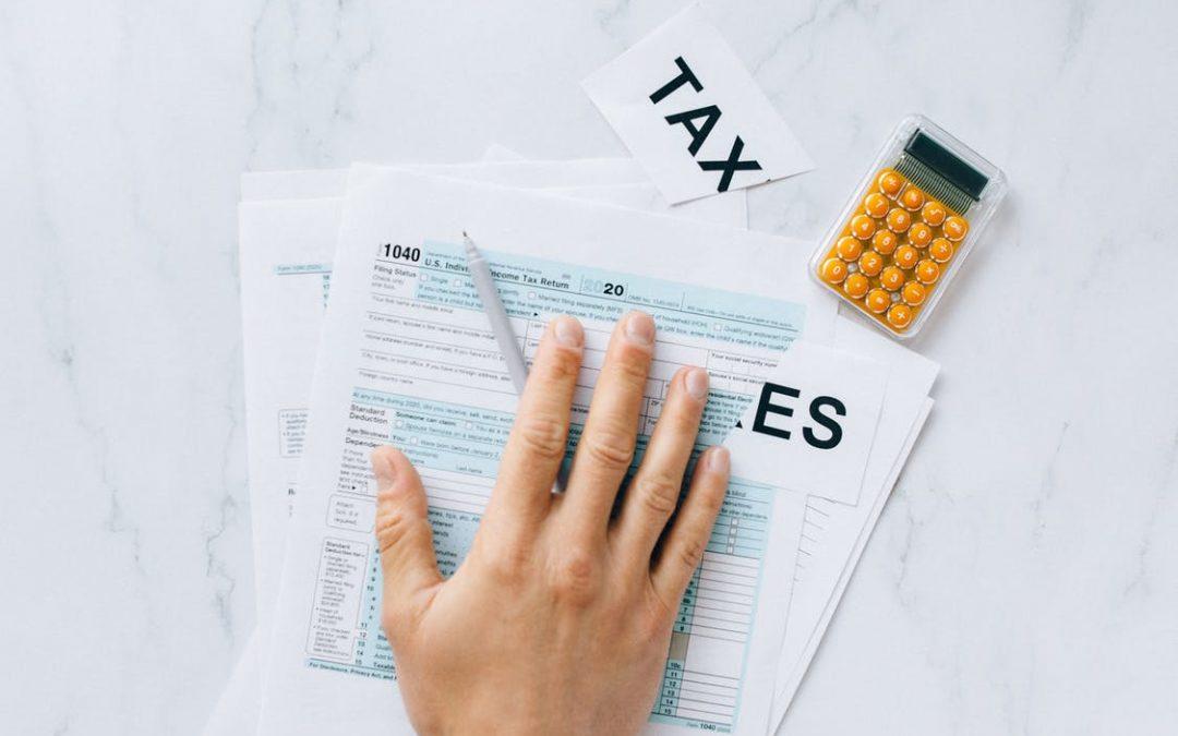 Carta De Pago De Impuestos En La Florida