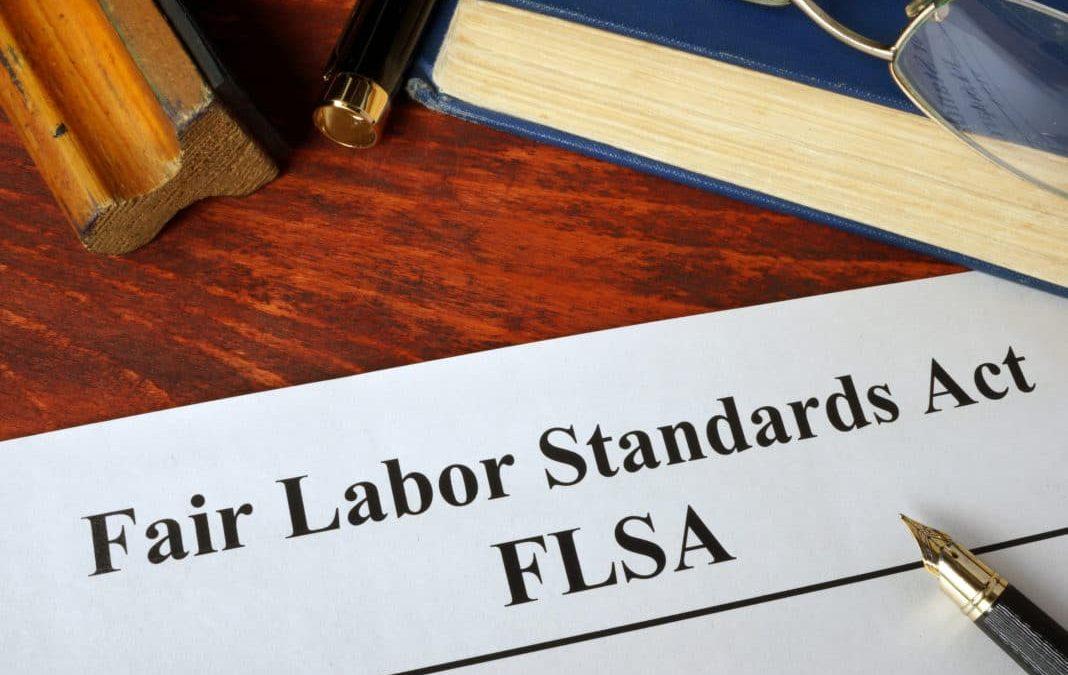 Requisitos De Mantenimiento De Archivos De La FLSA