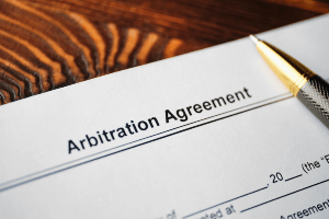 how to file an arbitration claim in Florida